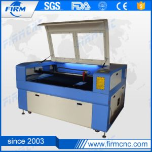 Jinan Firm Belt Transmission 60W Laser Cut Machine pictures & photos