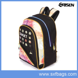 LED Light Wheeled School Backpack for School pictures & photos