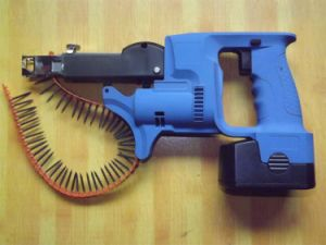Auto Feed Collated Drywall Screw Gun pictures & photos