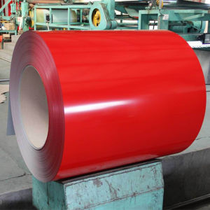 Prepainted Steel Coil/Steel Coil/PPGI, Color Coated Steel Coils pictures & photos