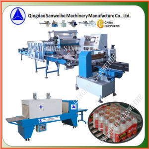 Collective Bottles Shrink Packing Machinery pictures & photos