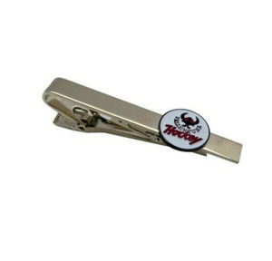 Factory Direct Tie Clip with Enamel Logo pictures & photos