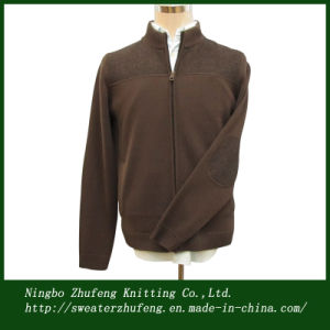 Men′s Fashion Cardigan Sweater (NBZF0024)