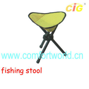 Folding Fishing Stool (SGLP04302) pictures & photos