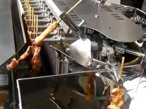 Auto Rotating Bar B. Q. Machine pictures & photos
