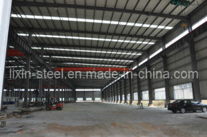 Strong Steel Structure Factory with Crane Beam pictures & photos