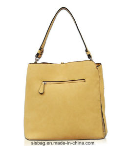 High Quality Shell Shape PU Shoulder Bag pictures & photos