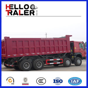 Brand New Sinotruk HOWO 8X4 371HP Tipper pictures & photos