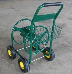 Four Wheel Trolley Cart for Garden Use pictures & photos