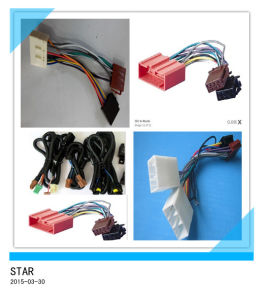 China Factory Custom Automotive Mazda ISO Wire Harness pictures & photos