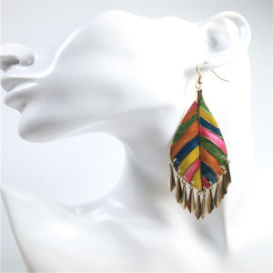 New Item Colorful Chandelier Fashion Jewellery Earring pictures & photos