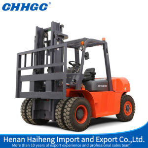 CE Approved 5 Ton Forklift Price, New Forklift Price with Isuzu Engine pictures & photos