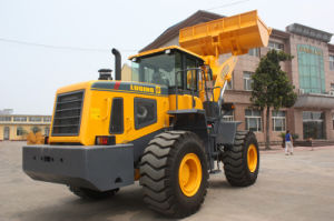 China Wheel Loader with CE pictures & photos