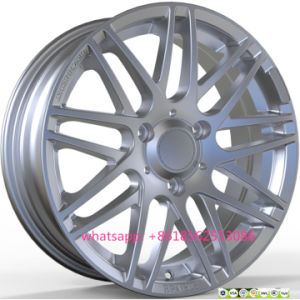 Wheels 16/17inch 4*100 Brabus Alloy Wheels for Smart 3*112 pictures & photos