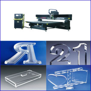 High Precision Wise Choice CNC Router Best Price CNC Engraver pictures & photos