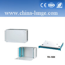 Sliding Fiber Optic Patch Panel with 8-96 Core pictures & photos