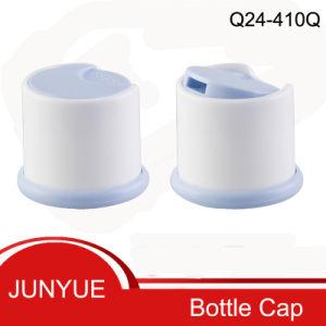 (Q24/410Q) China Manufacturer Press Plastic Cap Disc Top Cover Cap pictures & photos