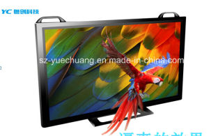 50′′ 55′′ 84′′ 3D HDTV with 4k (3840*2160) Indoor /Outdoor for Home /Hotel