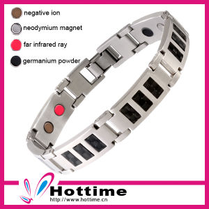 Magnetic Stainless Steel Charm Bracelet pictures & photos