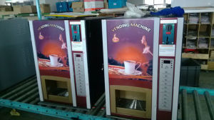 Dispenser of Powder with 7 Hot and 7 Cold Drinks (F306GX) pictures & photos