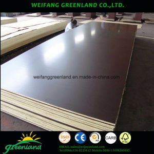 Marine Shuttering Film Faced Plywood for Construction Usage pictures & photos