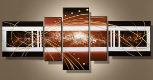 Decorative Oil Painting for Home Decoration pictures & photos