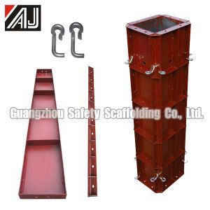 Guangzhou Factory Steel Column Formed Concrete pictures & photos