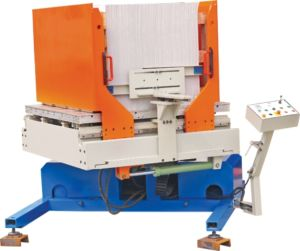 Semi-Automatic Pile Turner Machine with Jogging, Loosing, Aligning, Desusting pictures & photos