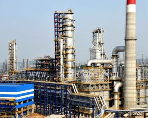 Refinery Crude Oil Unit Steel Structure pictures & photos