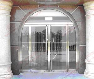 Professional Manufacturer of Stainless Steel Arch Door (BHS-DCA02) pictures & photos