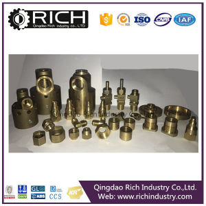 Valve Body Brass Hot Forging Part/High Precision Brass Forging Part/Brass Hot Forging Parts/Machine Parts/Forging Parts/Hardware/Auto Parts pictures & photos
