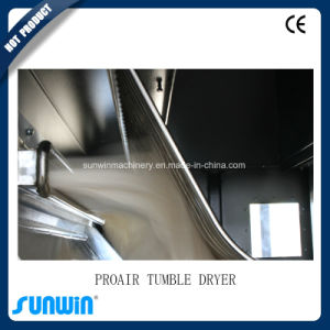 Venturi Tube Designed Air Flow Tumble Dryer for Warp Knit pictures & photos