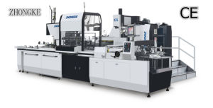 Zk-660an New Type Rigid Box Maker From Zhongke pictures & photos