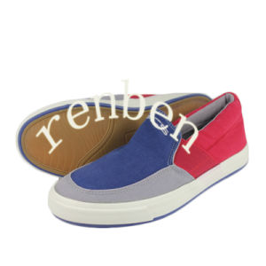 Hot New Sale Style Men′s Canvas Casual Shoes pictures & photos
