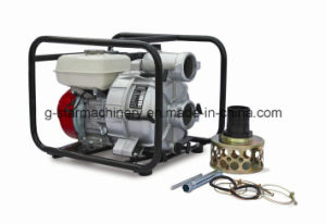 3 Inch Sewage Pump with Gasoline Engine Wt30 pictures & photos