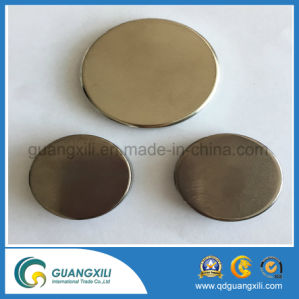 N35 Powerful Segment Shaped Magnet with Ni Coating pictures & photos