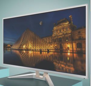 Large FHD Screen of 32 Inch LED Monitor (W3201S)