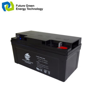 12V 65ah Wholesale VRLA Deep Cycle Sealed Lead Acid Battery pictures & photos