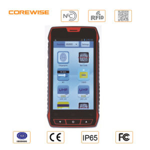 Wireless 4G/WiFi Bluetooth GPRS/GPS PDA, Android Mobile Smartphone pictures & photos