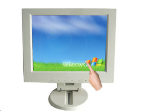 12 Inch Resistance Touch Monitor for PC / ATM / POS pictures & photos