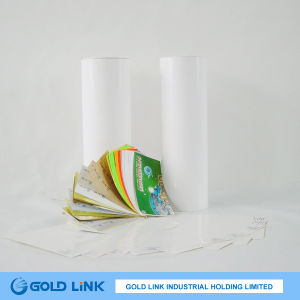 Self Adhesive Semi Gloss Art Paper (AP3W108) pictures & photos