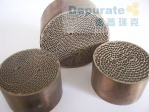 Metallic Catalytic Substrate for Universal Engine pictures & photos