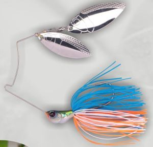 Bass Fishing PRO Top Grade Designed and Painted Spinner Bait 66528 Fishing Lure pictures & photos
