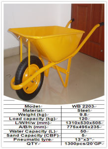 Southeast Asia Wheel Barrow, pictures & photos