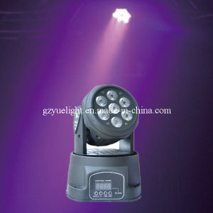 Stage Lighting 7PCS*10W LED Moving Head pictures & photos