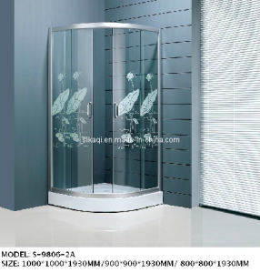 Shower Enclosure with Best Price (S-9806-2A) pictures & photos