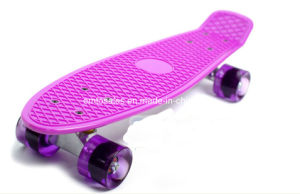 60mm PU Solid Wheel Penny Skateboard (ET-PSY001) pictures & photos