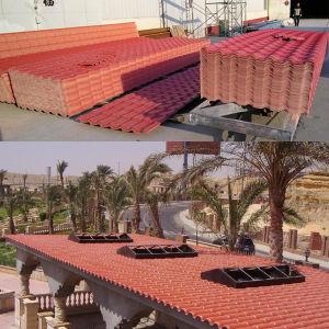 Sun Proof Royal PVC Roof Tile pictures & photos