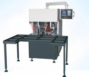 CNC Corner-cleaning Machine for Plastic Door & Window pictures & photos