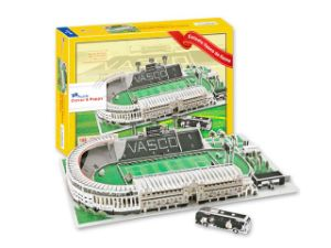 DIY Toys 168PCS Stadium 3D Puzzle with En71 Certification pictures & photos